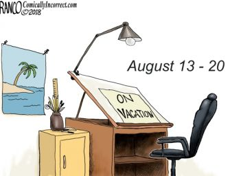 Branco Vacation 2018
