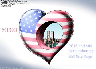 A.F. Branco – September 11, 2018, Still Remembering