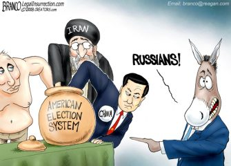 A.F. Branco Cartoon – Hackers and Hacks