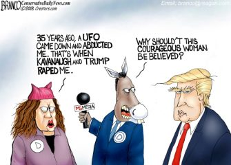 A.F. Branco Cartoon – Twilight Zone