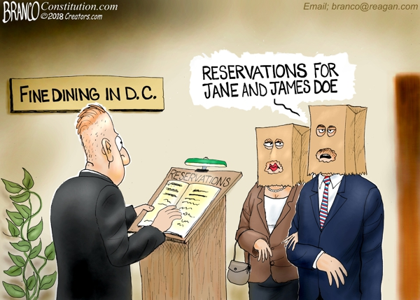 Conservative Dining in Washington D.C.