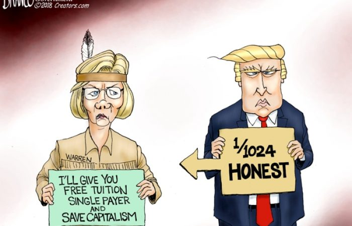 A.F. Branco Cartoon – Liawatha