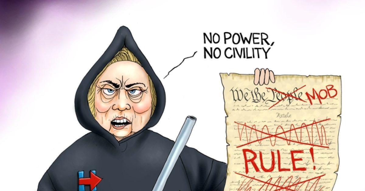A.F. Branco Cartoon - I'm With Them