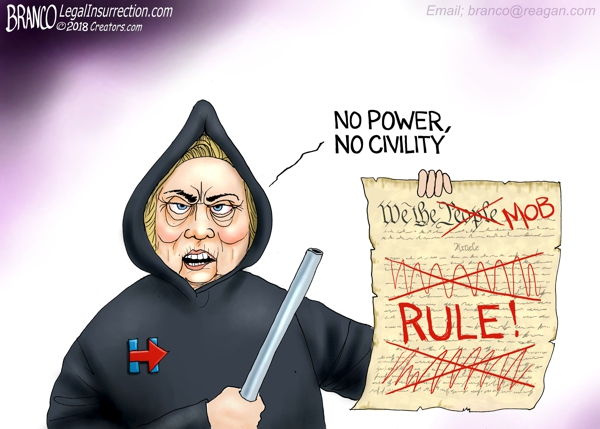 Hillary Clinton for Mob Rule