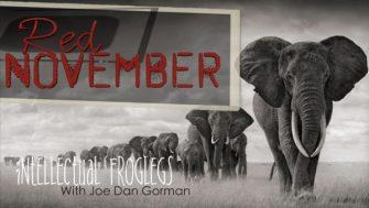 Joe Dan Gorman – Red November