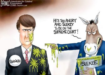 A.F. Branco Cartoon – Slimed