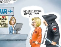 A.F. Branco Cartoon – Baggage Claim