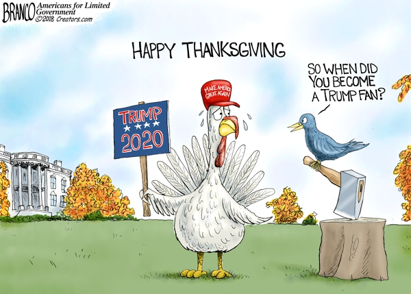 Will Trump Pardon the Turkey