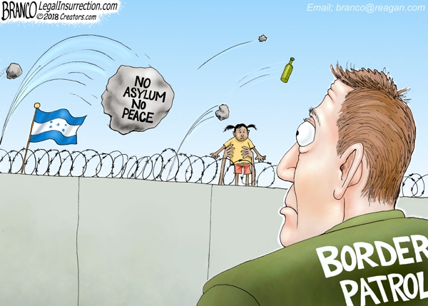 Demanding Asylum at the Border