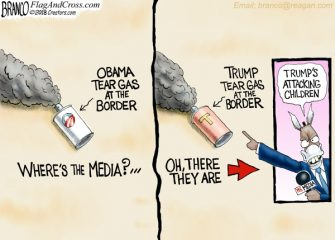 A.F. Branco Cartoon – What a Gas