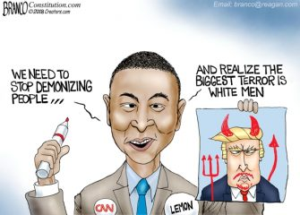 A.F. Branco Cartoon – Sour Lemon