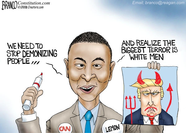 Don Lemon White Men Terror