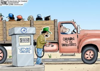 A.F. Branco Cartoon – A Free Ride