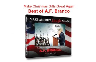 Best Of A.F. Branco – Book of Cartoons