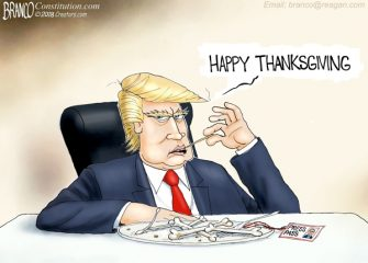 A.F. Branco Cartoon – Art of the Meal