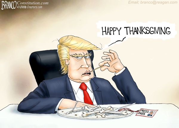 Trump Thanksgiving