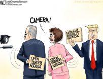 A.F. Branco Cartoon – Hidden Agenda