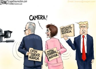 A.F. Branco Cartoon – Hidden Agenda