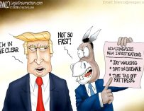 A.F. Branco Cartoon – High Crimes and Misdemeanors