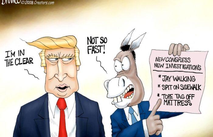 A.F. Branco Cartoon – High Crimes and Misdemeanors