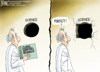 A.F. Branco Cartoon – Science Squared