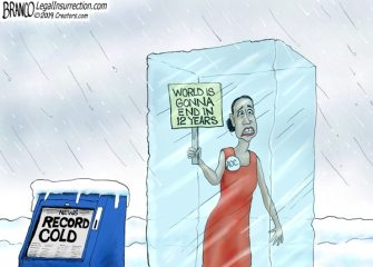A.F. Branco Cartoon – Hot Mess