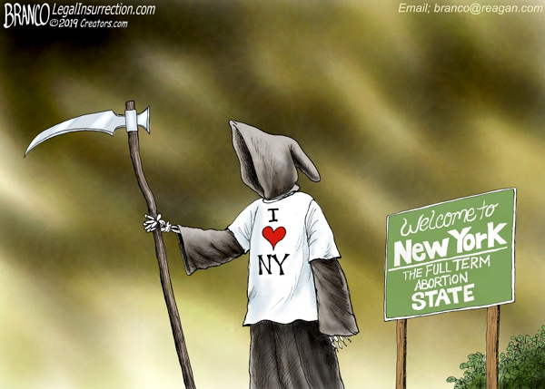 New York the Abortion State