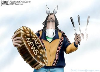 A.F. Branco Cartoon – Beat of a Different Drum