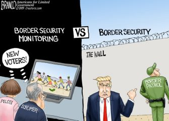 A.F. Branco Cartoon – Monitoring vs Securing