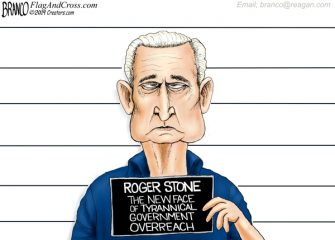 A.F. Branco Cartoon – Public Enemy #1