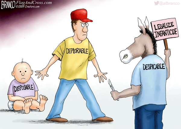 Democrats Legalizing Infanticide