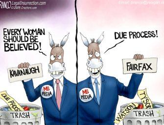 A.F. Branco Cartoon – Democrat Privilege