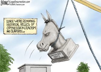 A.F. Branco Cartoon – Take It Down