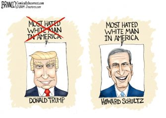 A.F. Branco Cartoon – Most Hated