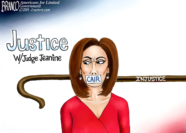 Judge Jeanine Silenced on Fox