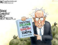 A.F. Branco Cartoon – Socialism for Dummies