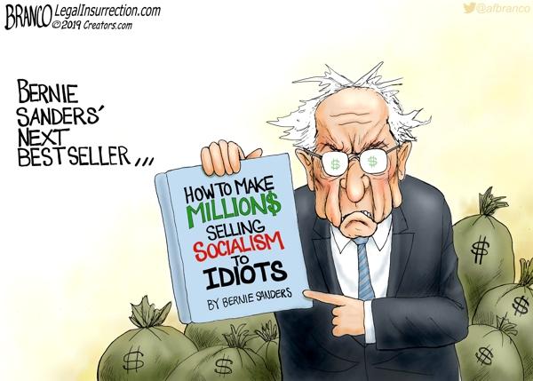 Bernie Sanders Millionaire