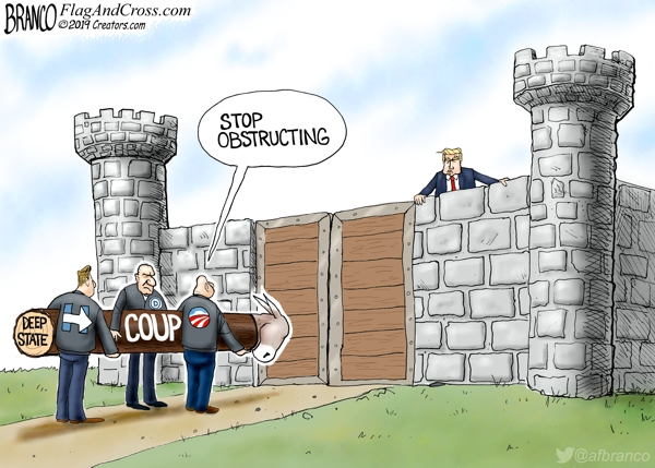 Obstructing the Deep State