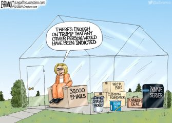 A.F. Branco Cartoon – Glass Housewife
