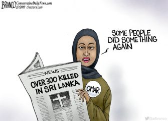 A.F. Branco Cartoon – Some People