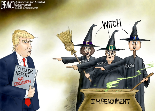Witch-hunt and Impeachment