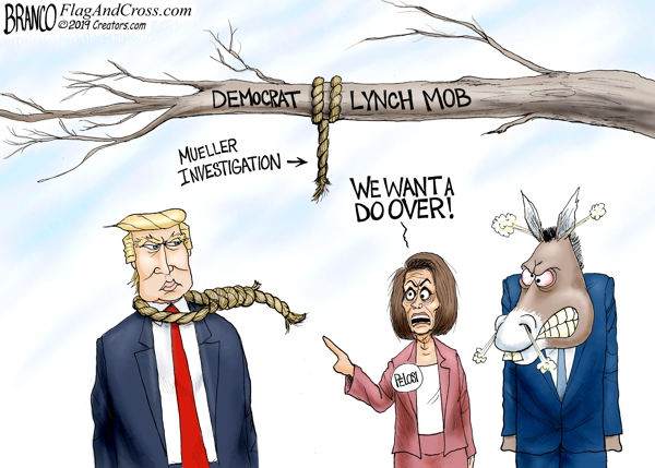 Democrats Attempt to Lynch Trump