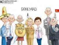A.F. Branco Cartoon – Comrades