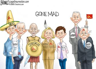 A.F. Branco Cartoon – Comrades