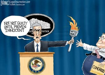 A.F. Branco Cartoon – The Torch Has Passed