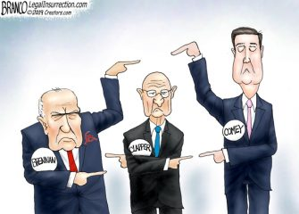 A.F. Branco Cartoon – Three Stooges