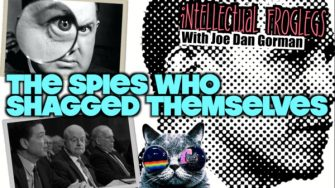Joe Dan Gorman – The Spies Who Shagged Themselves