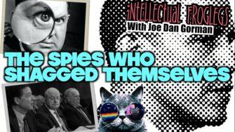 Joe Dan Gorman – The Spies Who Shagged Themselves