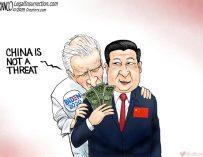 A.F. Branco Cartoon – Creepy Foreign Affairs