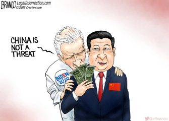 A.F. Branco Cartoon – Creepy Foreign Affairs